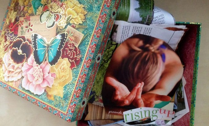 My treasure box | Jasna Burza, Life Coach and Business Coach Minneapolis