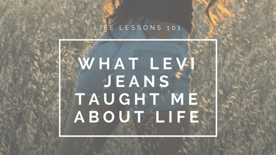 What Levi's Jeans taught me about simplicity