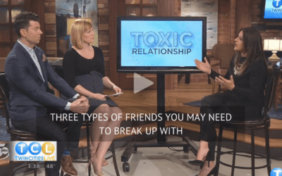 Three types of friends you may need to break up with